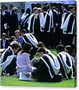 Graduation Day Canvas Print