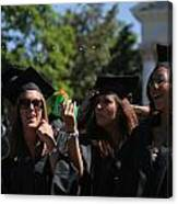 Graduation Uva Canvas Print