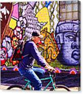 Graffiti 1 Canvas Print
