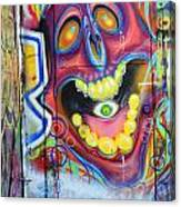 Graffiti 2 Canvas Print