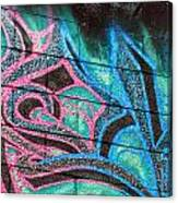 Graffiti 20 Canvas Print