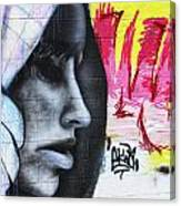 Graffiti 5 Canvas Print