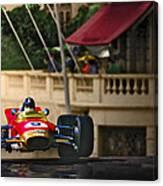 Graham's Monaco 1968 Canvas Print