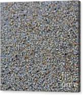 Grainy Sand Canvas Print