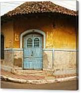 Granada House Canvas Print