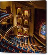 Grand 1894 Opera House - Galveston Canvas Print
