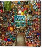 Grand Bazaar - Istanbul Canvas Print