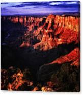 Grand Canyon 119 Canvas Print