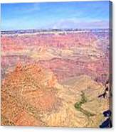 Grand Canyon 19 Canvas Print