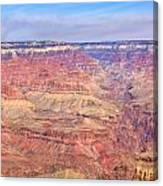 Grand Canyon 24 Canvas Print
