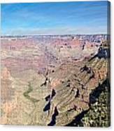 Grand Canyon 48 Canvas Print