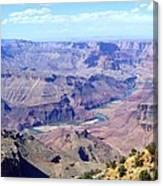 Grand Canyon 64 Canvas Print