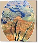Grand Canyon 77 Canvas Print