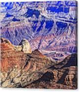 Grand Canyon And The Colorado River Canvas Print