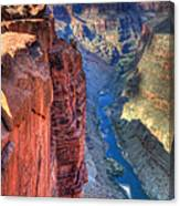 Grand Canyon Awe Inspiring Canvas Print