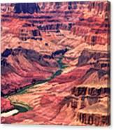 Grand Canyon Colorado Canyon Canvas Print