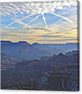 Grand Canyon Dawn 2 Canvas Print