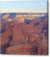 Grand Canyon Dawn 3 Canvas Print