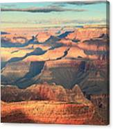 Grand Canyon Dawn Canvas Print