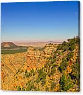 Grand Canyon Desert View Canvas Print