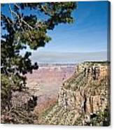 Grand Canyon East Rim 1 Canvas Print