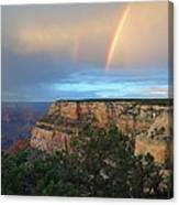 Grand Canyon Following The Storm Canvas Print
