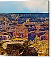 Grand Canyon Mather Viewpoint Canvas Print
