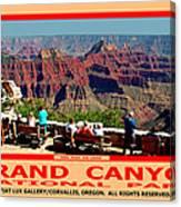 Grand Canyon National Park Canvas Print