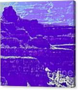 Grand Canyon Purples Canvas Print