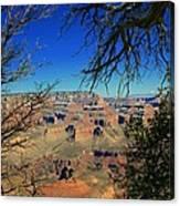 Grand Canyon - South Rim 1  Canvas Print