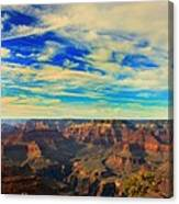 Grand Canyon South Rim Canvas Print