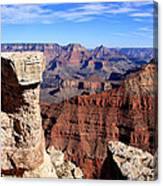 Grand Canyon - South Rim View Canvas Print