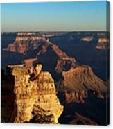 Grand Canyon Sunrise Two Canvas Print