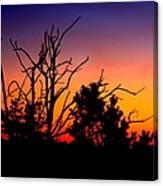 Grand Canyon Sunset Canvas Print