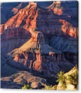 Grand Canyon Sunset Ridge Canvas Print