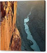 Grand Canyon Toroweap Point Morning Canvas Print