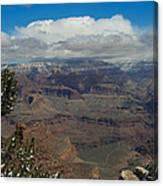 Grand Canyon View 7 Canvas Print