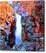 Grand Canyon Waterfall Canvas Print