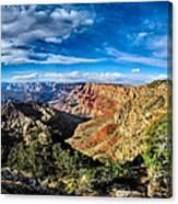 Grand Canyon Xxi Canvas Print