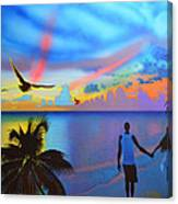 Grand Cayman Islanders Canvas Print