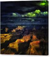 Grand Cayon 35 Canvas Print