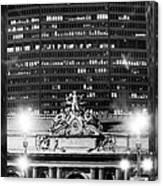 Grand Central Pan Am Building Canvas Print
