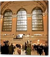 Grand Central 's Main Terminal Canvas Print