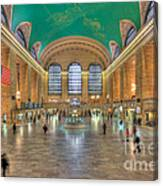 Grand Central Terminal IIi Canvas Print