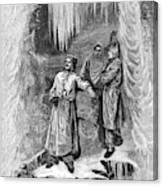 Grand Duke Alexis (1850-1908) Canvas Print