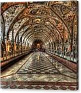 Grand Hall Canvas Print