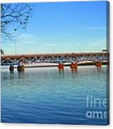 Grand Island Bridge 2 Canvas Print