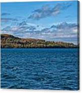Grand Island Lake Superior Canvas Print