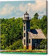 Grand Island Lighthouse Canvas Print