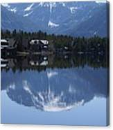Grand Lake Co Mt Baldy Spring IIi Canvas Print